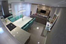 Sala+cozinha+jantar