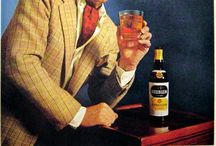 vintage ads with movie stars   (no cigarettes ads)