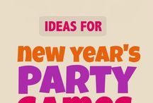 Party Ideas - New Year's Eve