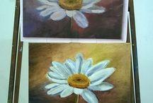 My Oil Paint- Yağlıboyalarım