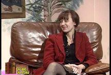 interviste video romanzi