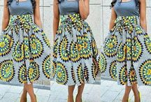 African Prints garments