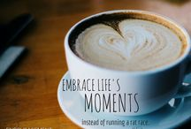 Encouragement Cafe Quotes by Aj Luck