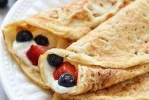 sweet pancake fillings
