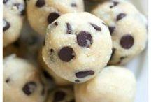 Eis mit cookies