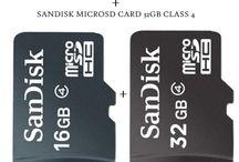 Sandisk Combo of 16Gb & 32Gb MicroSD Card