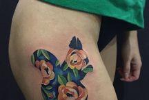 Tattoos et Graphisme / https://instagram.com/p/BStrUVqgPDT/