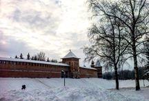 Новгород Великий / Там где много церквей, храмов и монастырей!