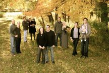 Large extended family session