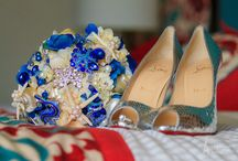Bouquets & Shoes / Capture the special elements on your wedding day!