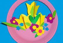 piatto -fiore