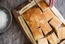 레밍턴 케이크 Lamington Cake