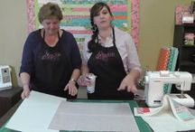 Quilting Tutorials / Things to learn about quilting / by Anita von Moltke