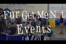 Events / Stay up to date on all our upcoming events at our Dog Daycare, Dog Training School, or Dog Wash.  We also attend various events in our community.