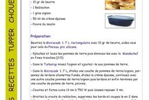 Tartiflette tupperware