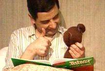 Rowan Atkinson (Mr.Bean)