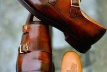 Elegant dress shoes