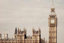 London is love / by Anushree Agarwal