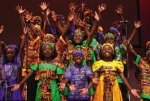 Africa - Watoto / Africa.  / by Myra Pessina