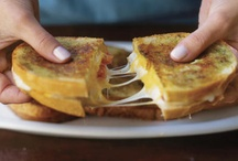 Ode to Grilled Cheese / You complete me..xo / by Jessica Rodriguez