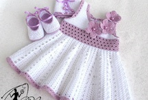 Children's fluffy frillies / by Ingrid Ann