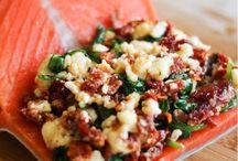 Ψάρια - θαλασσινά - seafood