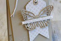 Card...Butterflies