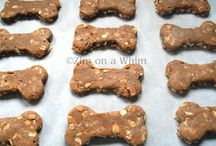 Dog treats / by Carrie Knutson