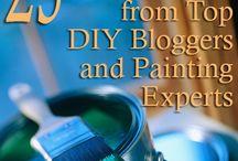 DIY Re purpose & Refinishing / by Tamra Yost