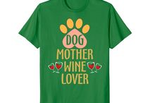 Mother Wine / This board is for all people who loves drinking wine and dog lovers.