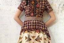 Batik, Songket, Tenun Ikat , Kebaya Cantik, Brokat, Dress