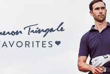 Cameron Tringale's Nautica Favorites / Nautica Sponsored PGA Golfer Cameron Tringale's picks his favorite Nautica pieces.