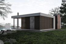 Arquitectura y diseño, compact houses