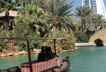Arab Emirates, Qatar, Bahrain