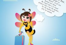 Ms Travel Bee / Travel Alliance by the women, of the women and only for women