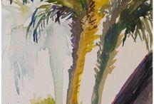 Malování. / Obrázky, kresby a jiné výtvory.