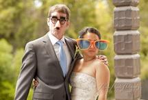 fun ideas for wedding photos / by Allyson Magda