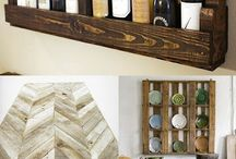 pallets, pallets, and more pallets / I love pallets! great projects made from pallets.