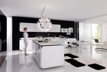 MODERN KITCHEN IDEAS / by Cleanthes Papadopoulos