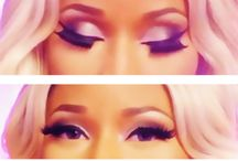 makeup nicki minaj