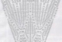 spódnice crochet