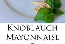 Knoblauch dipp