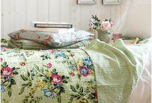 bedrooms / by Kim Telegrafo