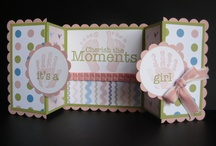 Cards - Baby Prints