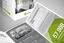 brosúrák