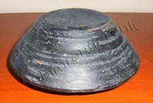 Deri Vazo- leather vases / Deriden yapılan vazolar