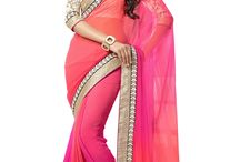 Charm of Saree. / get the charm and elegance out of you. Best Designer sarees for you is here.