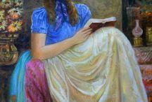 Kobiety czytające