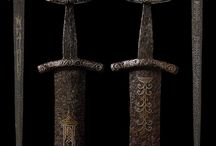 Viking arms and armour