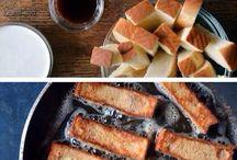 Frühstück Rezepte / Die wichtigste Mahlzeit am Tage - so sagt man zumindest....